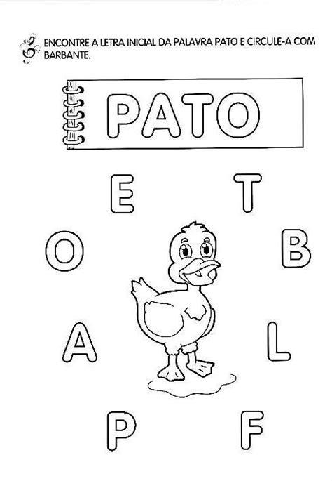 Tathi sonho: Atividades com a letra P,cor amarelo, dentro