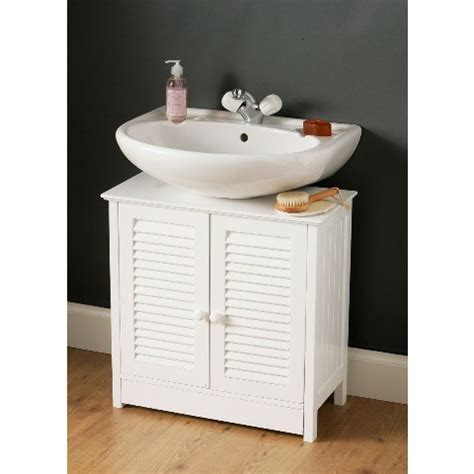 White Under Sink Bathroom Cabinet 1600903 3138 Furniture Bathroom Sink Furniture