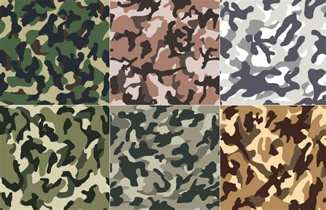 pattern photoshop camouflage seamless vector camouflage patterns medialoot