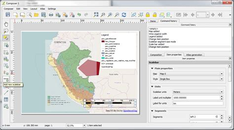 qgis tutorial scale qgis practical 1 page 10 gis lessons for you