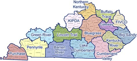 kentucky economic map kentucky regional economic analysis project ky reap