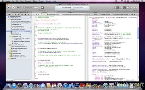 xcode osx layout apple xcode for mac free download