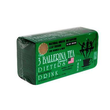 Ballerina Detox Tea Reviews by 3 Ballerina Tea Dieters Drink