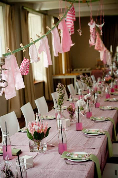 baby shower table decorations ideas picks baby shower ideas