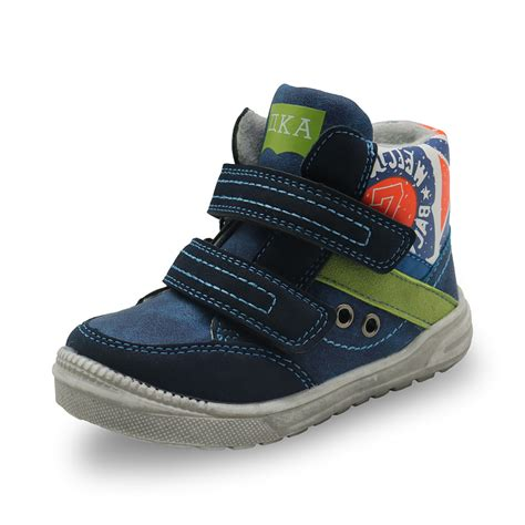 fashionable sneakers for apakowa new toddler and boys hook and loop