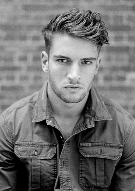 trendy hairstyle looks like a herringbone but with rubberbands 50 trendy hairstyles for men mens hairstyles 2017