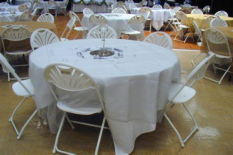 108 tablecloth on 60 table tables chairs linens and
