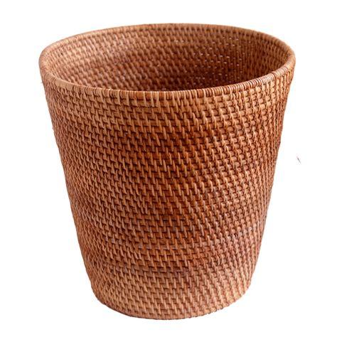 waste paper baslet fine round wastepaper basket kosmopolitan