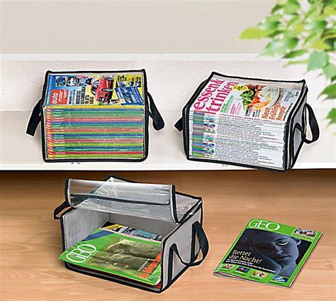 zeitschriften aufbewahrung 3er set bestellen weltbild de - Zeitschriften Aufbewahrung