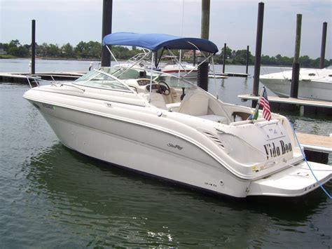 sea ray weekender boats for sale 2001 sea ray 245 weekender power boat for sale www