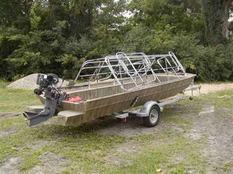 duck hunting boat with blind skybuster duck boat blinds