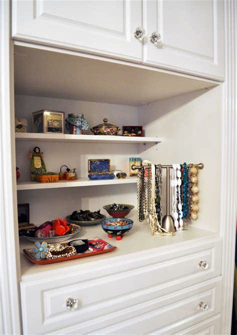 California Closet Organizer by Master Closet In White High Gloss Traditional Closet