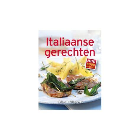 kookboek italiaanse keuken mini kookboekje italiaanse gerechten ellinika