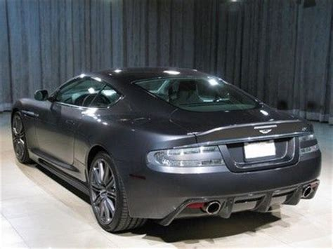 Aston Martin Dbs Msrp by Find New Orig Msrp 267 895 Meteorite Silver All