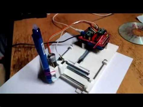 mini stepper für zu hause mini plotter dvd stepper motor diy arduino cnc shiel