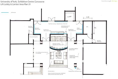 area of a floor plan building works projects cus services