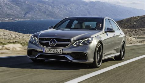 Mercedes E400 Amg by Mercedes E400 Turbo V6 430kw E63 Amg Confirmed For