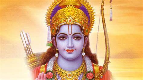 Lord Rama lord rama the ideal king husband and