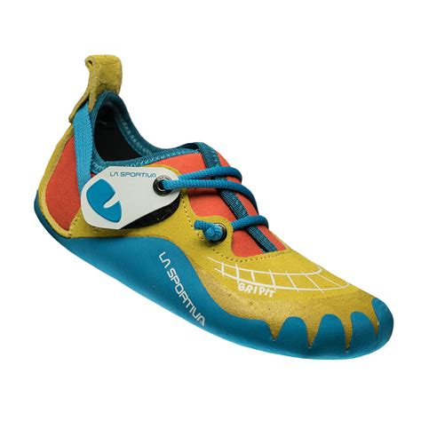 childrens climbing shoes la sportiva gripit kid s climbing shoe climbing shoes