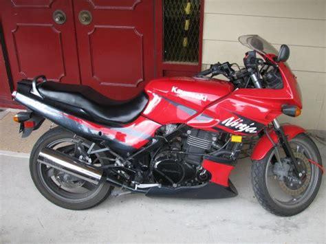 2002 Kawasaki 500r by 2002 Kawasaki Ex500 D9