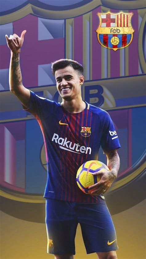 wallpaper barcelona android hd android wallpaper coutinho barcelona 2018 android wallpapers