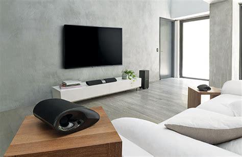 5 1 soundsystem wohnzimmer test philips fidelio b5 surround balken