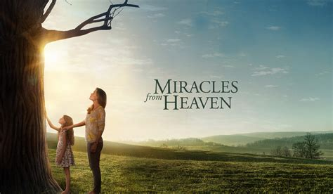 Miracles From Heaven Must See Now On Dvd Miracles From Heaven Akron Ohio