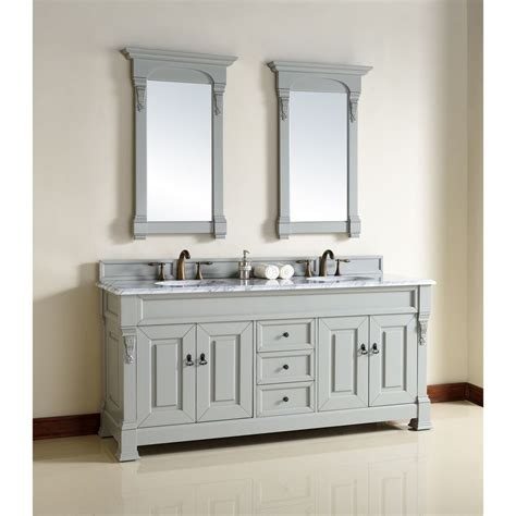 double sink vanity  grey ebay