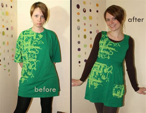 creative ways  redesign   shirts recycle  clothes wiki