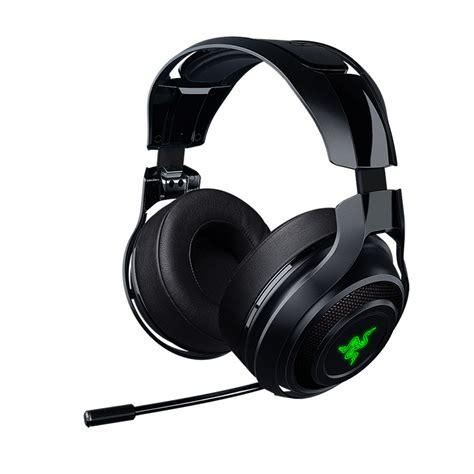 Jual Headset Razer Jogja jual razer mano war wireless 7 1 surround sound headset harga kualitas terjamin