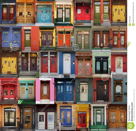 colorful doors collage stock photo image 41305174 doors collage stock photo image of entrance abstract
