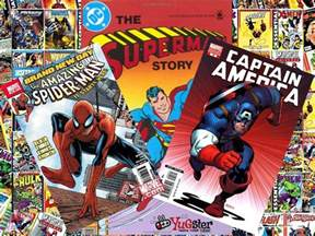 Books And Comics A Beginner S Guide To Collecting Comics Cross Culture