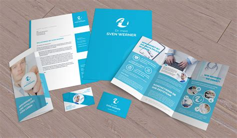 Design Vorlagen Briefpapier Das Gro 223 E Corporate Design Paket Briefpapier Visitenkarten Flyer Sofort