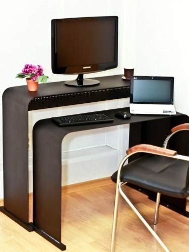 Small Computer Desk Chair Home Office Contemporary Design Using Big Concepts For Small Spaces