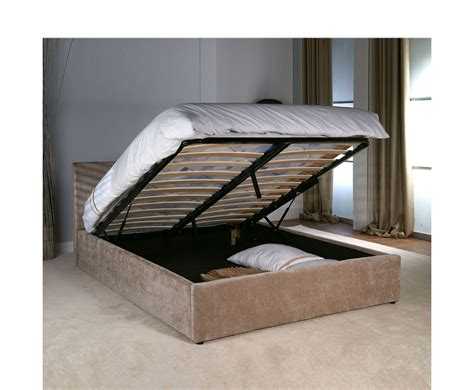 4ft ottoman storage beds shannon 4ft small double ottoman bed