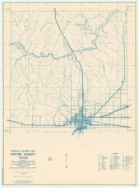 potter county texas map recent posts