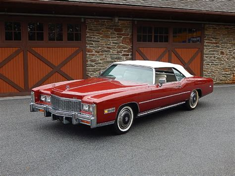 Cadillac Eldorado by 1976 Cadillac Eldorado Convertible For Sale Dragone