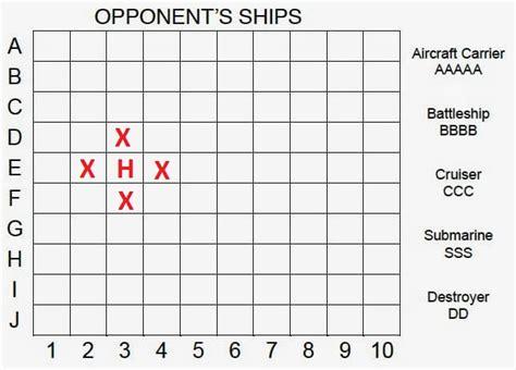 printable shooting targets battleship modeling battleship in c introduction and strategies
