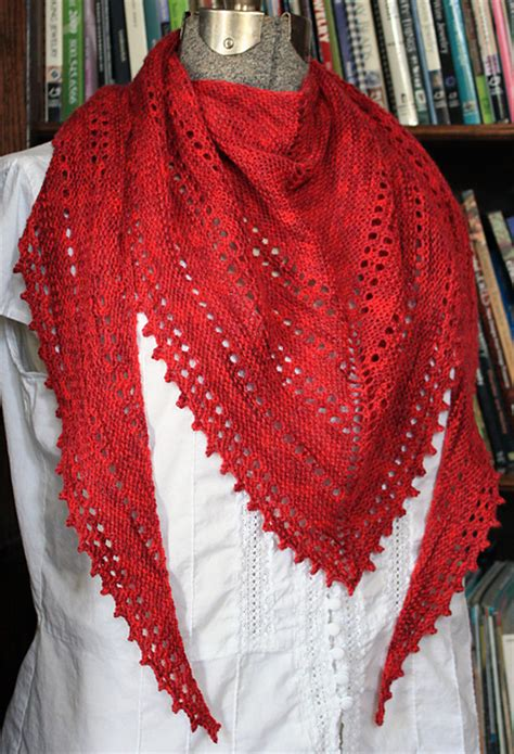 beginner knit shawl pattern more easy shawl knitting patterns in the loop knitting