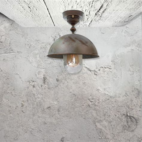 Rustic Ceiling Lights Uk Rustic Ceiling Light Clb 00503 E2 Contract Lighting