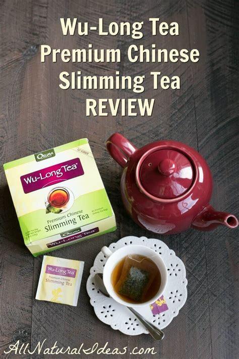 Wulung Teh wu tea premium slimming tea review all