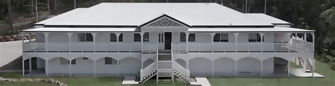 Queenslander House Plans Builders Queensland Colonial Building Company