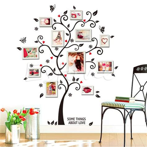 Large Picture Frame Wall Stickers