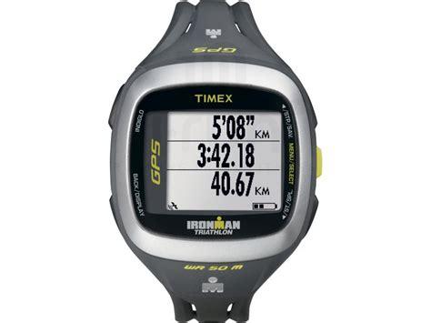 montre sport timex ironman run trainer t5k267 gps