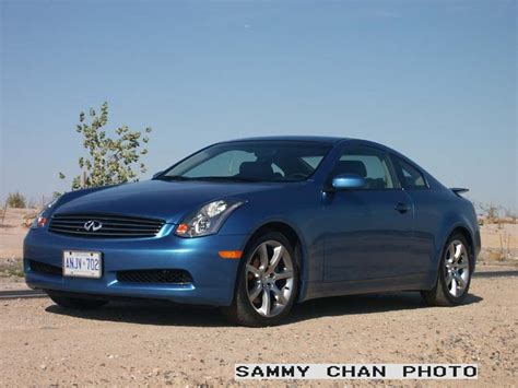 infiniti g35 coupe review canadian auto review 2003 infiniti g35 coupe photos