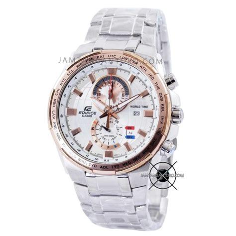 Jam Tangan Edifice 550 harga sarap jam tangan edifice efr 550d 7av silver gold