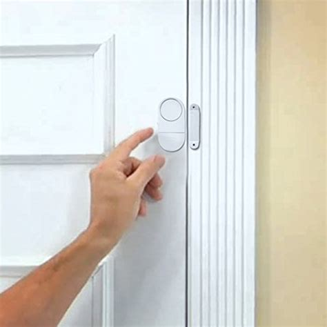 Pool Alarms For Doors by Best Wireless Loud And Discreet Mini Entry Alarm Easy To