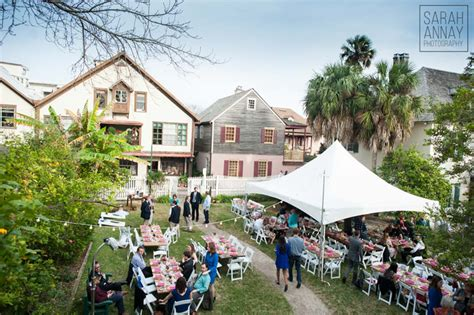 ximenez fatio house here s what you need to know about getting married in st augustine fl the