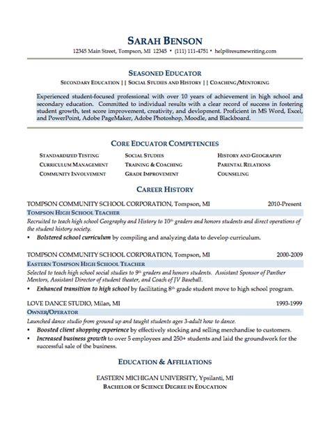 sample resume for elementary teacher sample resume template the