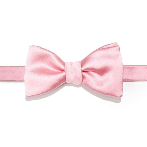 light pink bow tie image gallery light pink bow